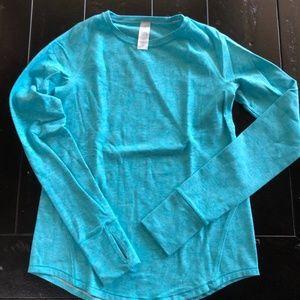 Ivivva girls long sleeve shirt size 10
